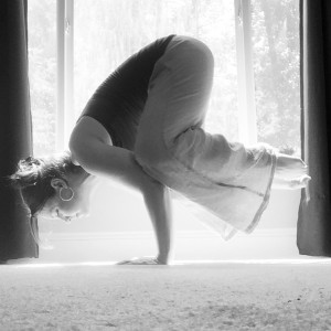 Colleen Cole, Crow Pose
